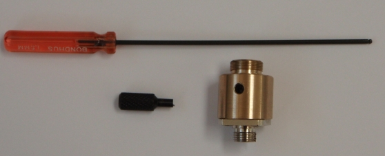Collimator adjuster tools